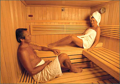 The Blissful Finnish Sauna
